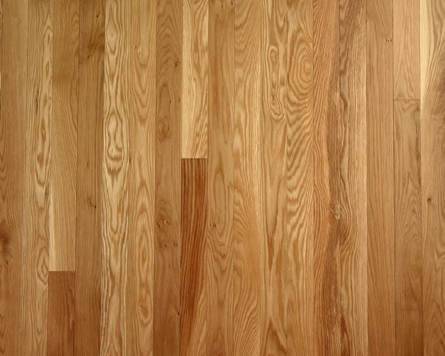 White Oak White Oak Has A Light Color And Is Ideal For