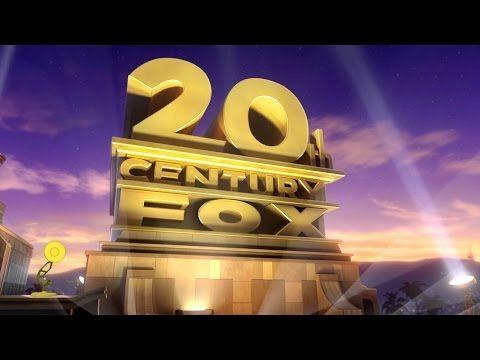 641 20th Century Fox Spoof Pixar Lamp Luxo Jr Logo Youtube