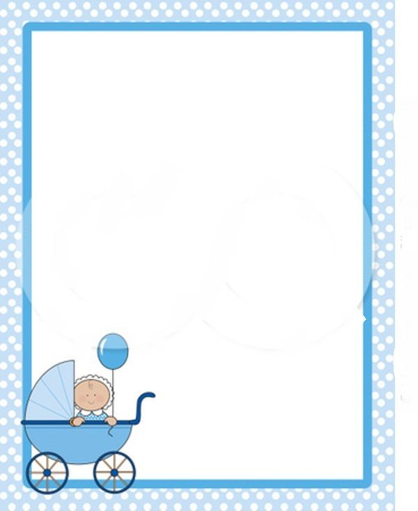 clipart for baby shower cards - photo #28