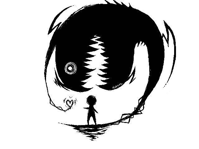 Trap By Xhotaruchu Tenebrosidade Desenhos Tristes