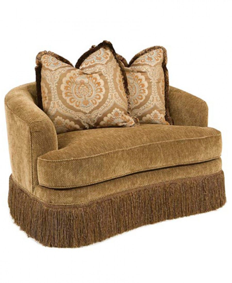 Best This Swivel Chair Will Bring A Touch Of Elegant Whimsy To 400 x 300