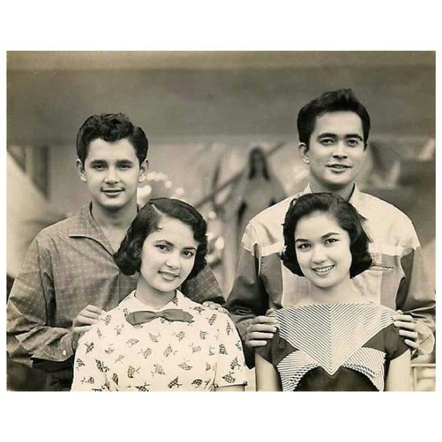 The Youngs Ms Susan Roces Ms Amalia Fuentes Together With