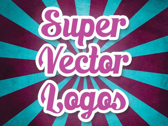 Super vector logo