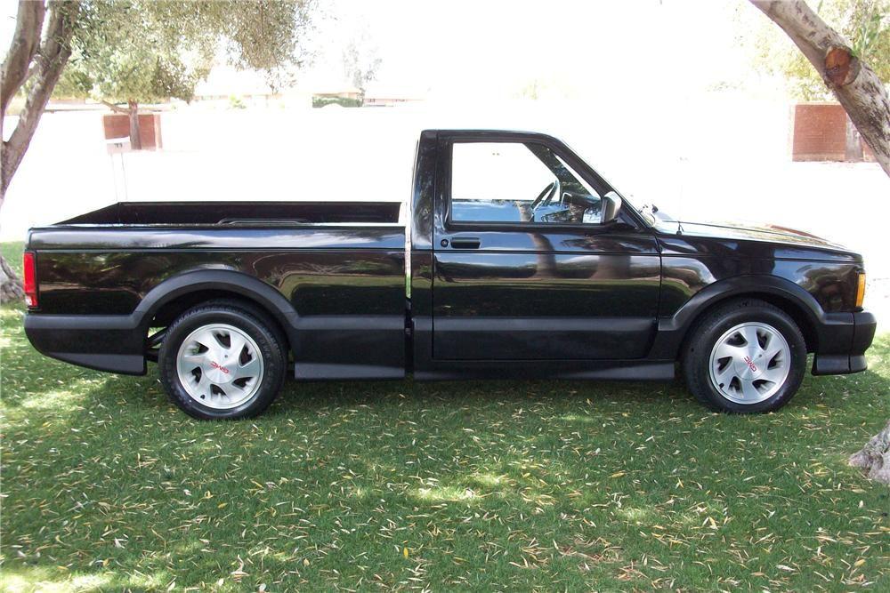 1991 Gmc Syclone Pickup Barrett Jackson Auction Company