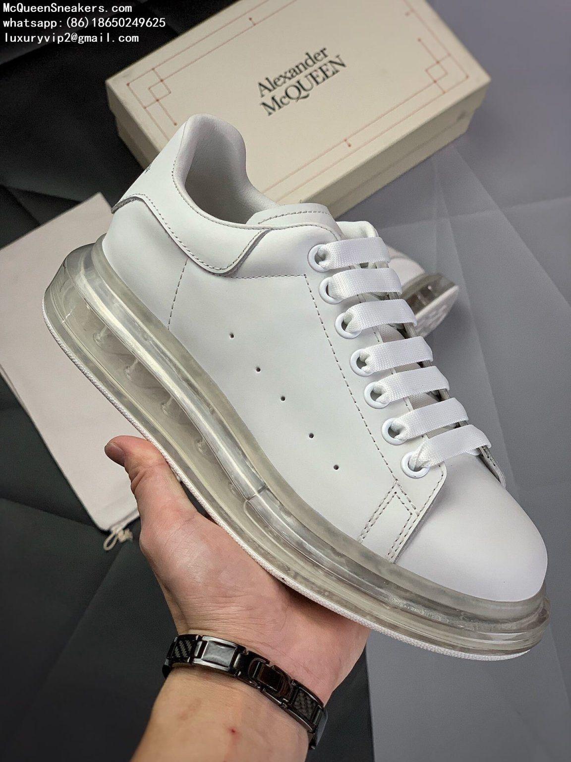 Alexander mcqueen oversized sneakers