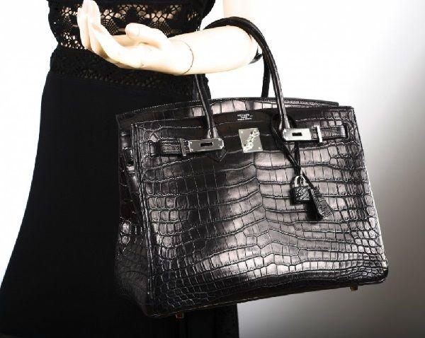 675714f6acf8 Hermes-Matte-Crocodile-Birkin-Bag