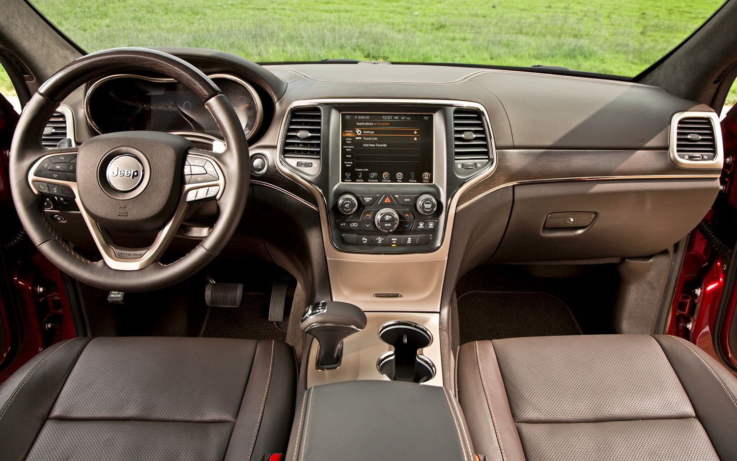 The Interior Of The 2014 Cherokee Sport 2014 Cherokee Sport Pinterest Cherokee Sport And