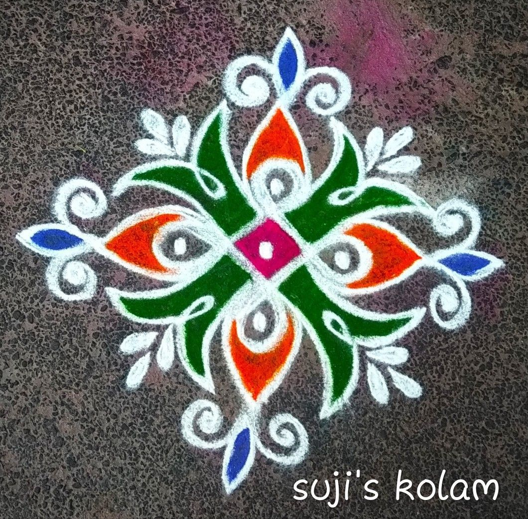275 Simple And Easy Rangoli Designs With Dots For Home 2019 Best Diwali Kolam Photos Happy N Rangoli Designs Flower Rangoli Designs Diwali Rangoli Designs