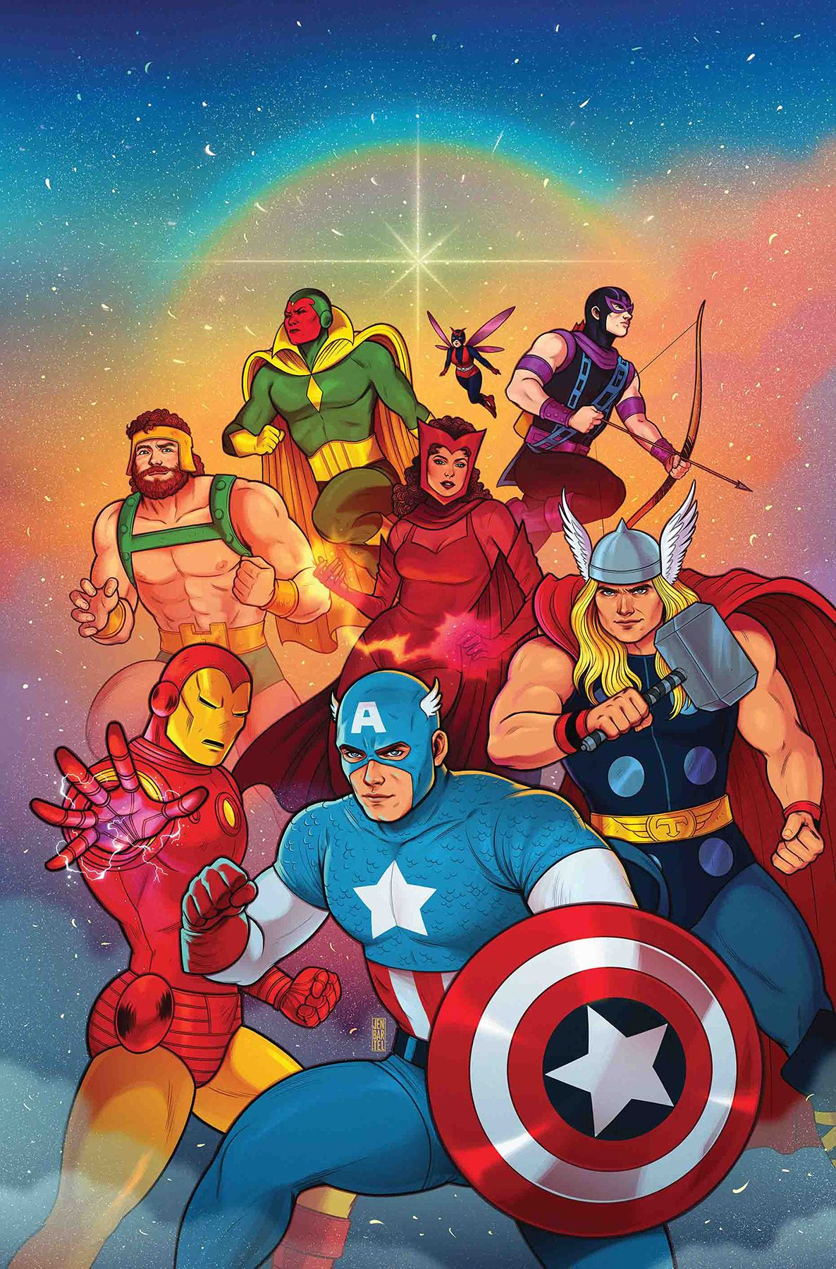 zeichnung avengers farbung