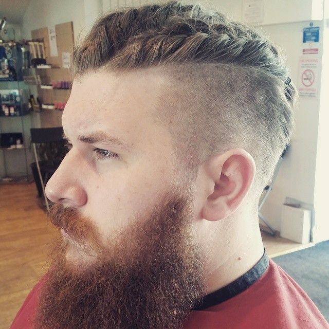 any viking fans out haircut pinterest coiffure coiffure homme and coiffure tresse. Black Bedroom Furniture Sets. Home Design Ideas