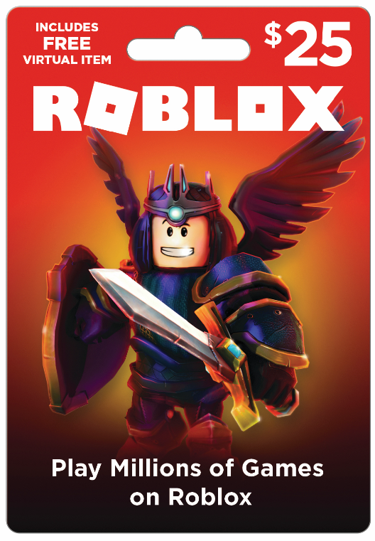 Free 2 Day Shipping Buy Roblox 25 Game Card Digital Download