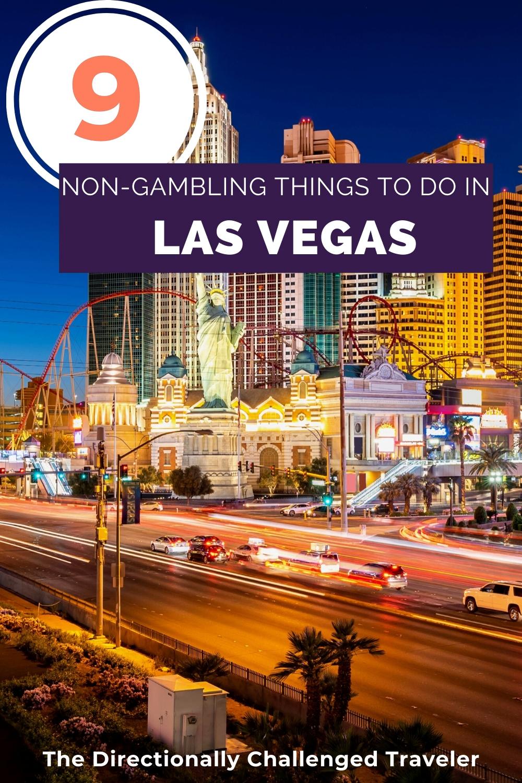 Non Gambling Things To Do In Las Vegas Video American Travel Visit Vegas Travel
