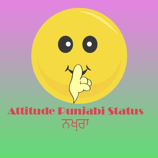 Huge collection of Punjabi Status in punjabi font for social