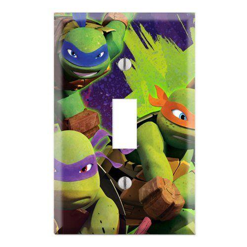 Ninja Turtles Decorative Single Toggle Light Switch Wall Plate N7 Skins,http://www.amazon.com/dp/B00KF7AY3Q/ref=cm_sw_r_pi_dp_ywqHtb0SMTGXM37G