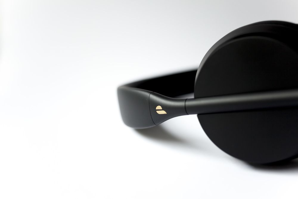 Crown headphones for Plugged Designed by Branch in San Francisco, California