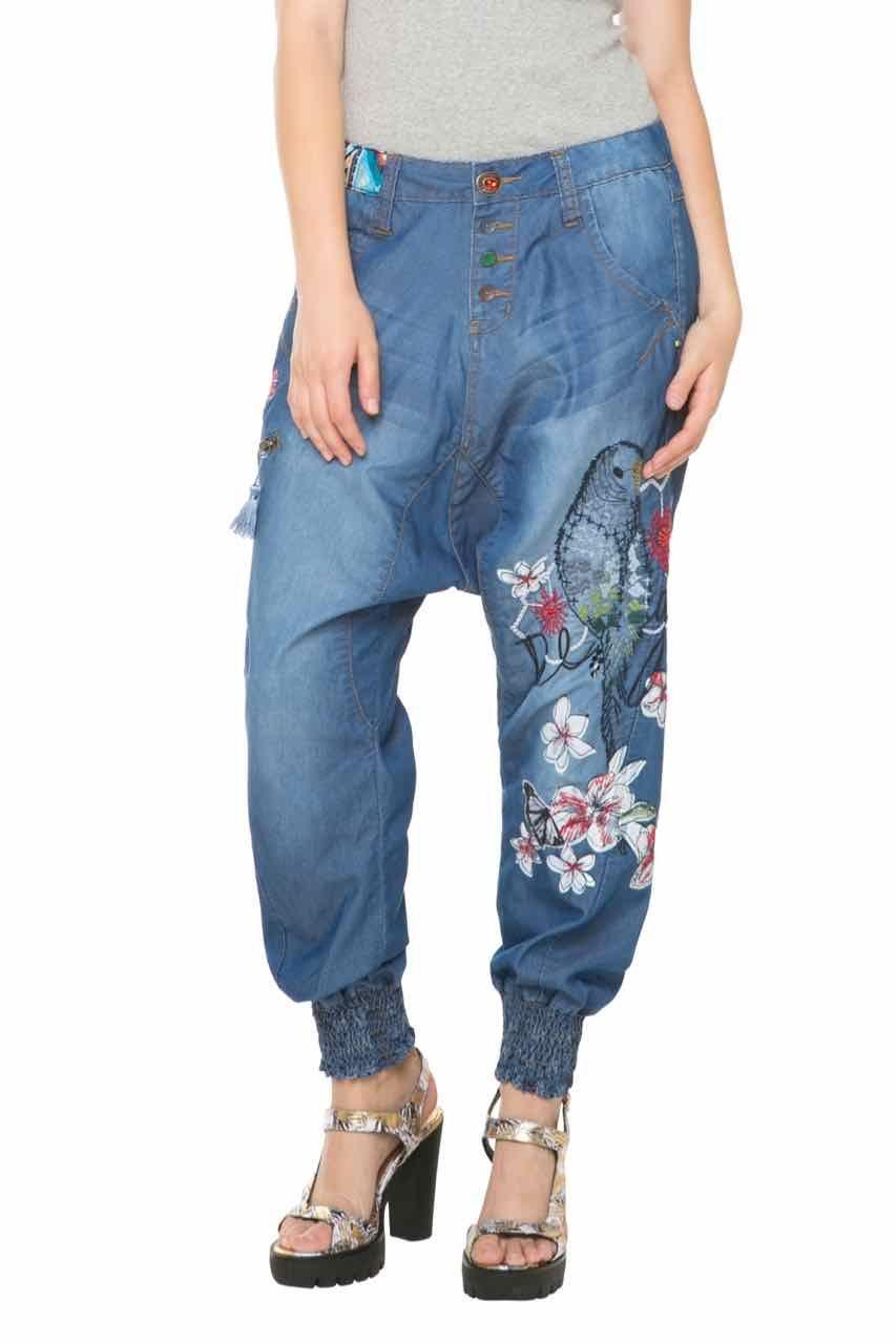 61D26D1_5053 Desigual Jeans Edith Buy Online