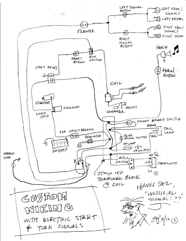 55 Unique Shovelhead Starter Relay Wiring Diagram | Relay, Shovelhead,  DiagramPinterest
