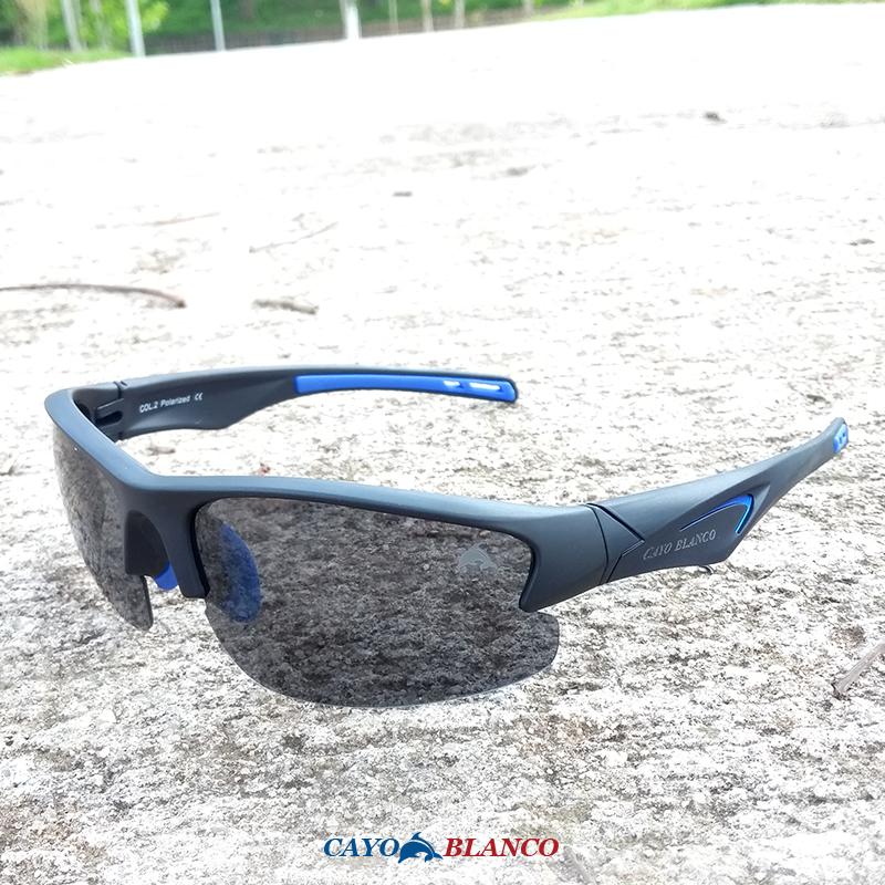 047a17770 Óculos De Sol Alta Performance Esportivo Cayo Blanco com Lente Flutuante e  Polarizada 😎 R$159