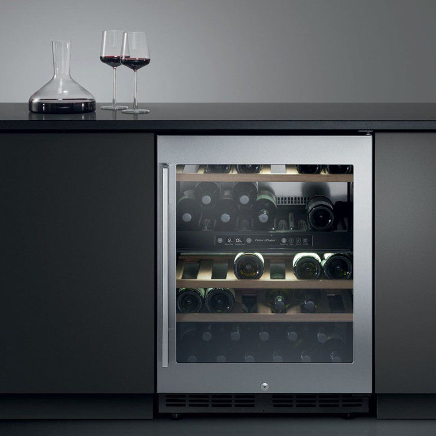 Fisher & Paykel RS60RDWX1 32 Bottle Wine Storage