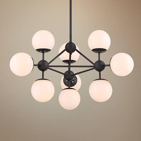 Nine Light Chandelier
