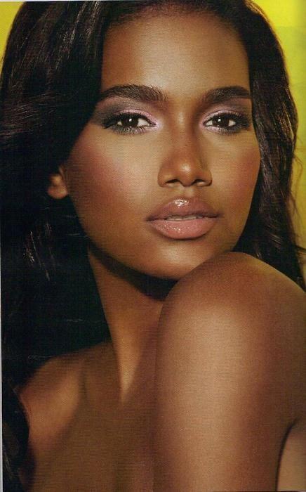 www. Ebony kauneus