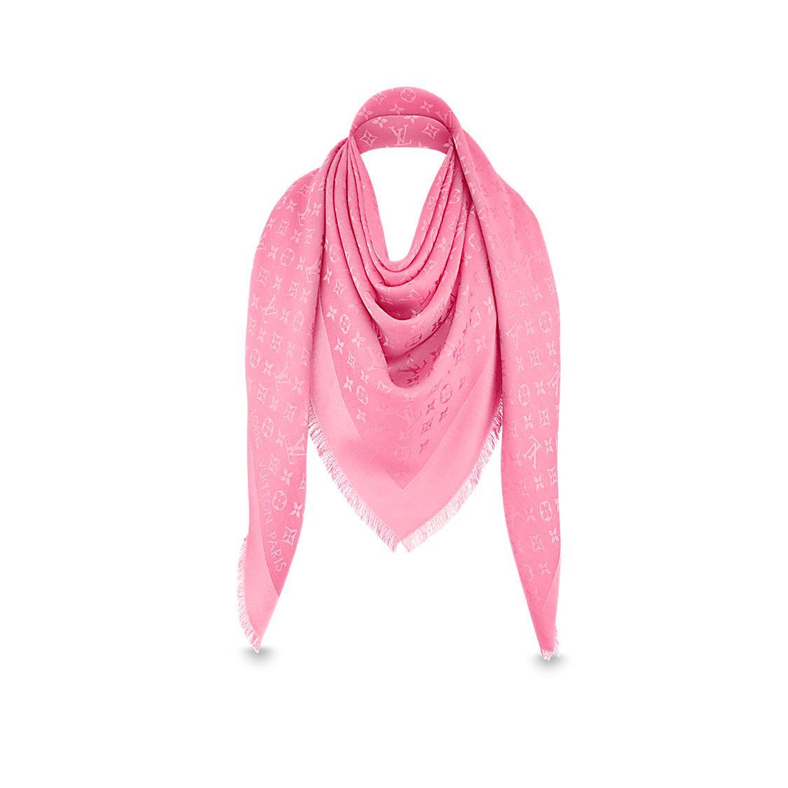 100% de qualité supérieure nombreux dans la variété acheter populaire Châle Monogram | Bags & accessories