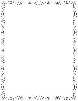 Doodle Borders Doodle Borders Borders For Paper Borders And Frames