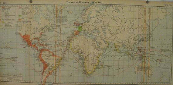 World maplarge world mapvintage map north south america antarctica world maplarge world mapvintage map north south america antarctica asia africa oceania arctic europeworld atlas wall map art1924 10 x 20 room gumiabroncs Choice Image