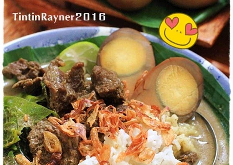 Resep Nasi Pindang Kudus Sederhana Step By Step Oleh Tintin Rayner Resep Resep Makanan Dan Minuman Resep Masakan Indonesia