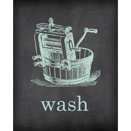 Wash Canvas Art - Jo Moulton (12 x 18)