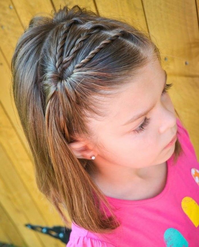 Tresse enfant 70 idées géniales pour les petites