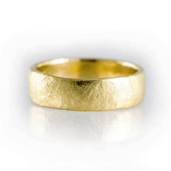24k Gold Ring 24k Pure Gold Ring 24k Gold Wedding Ring Unisex