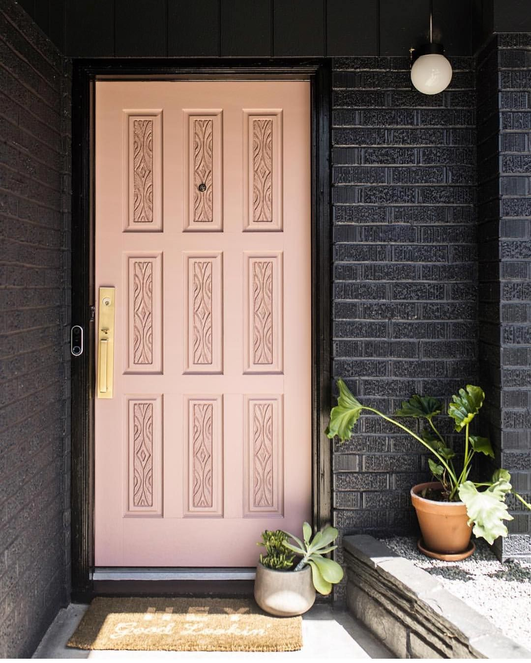 Expert tips for painting a brick home exterior in 2019
