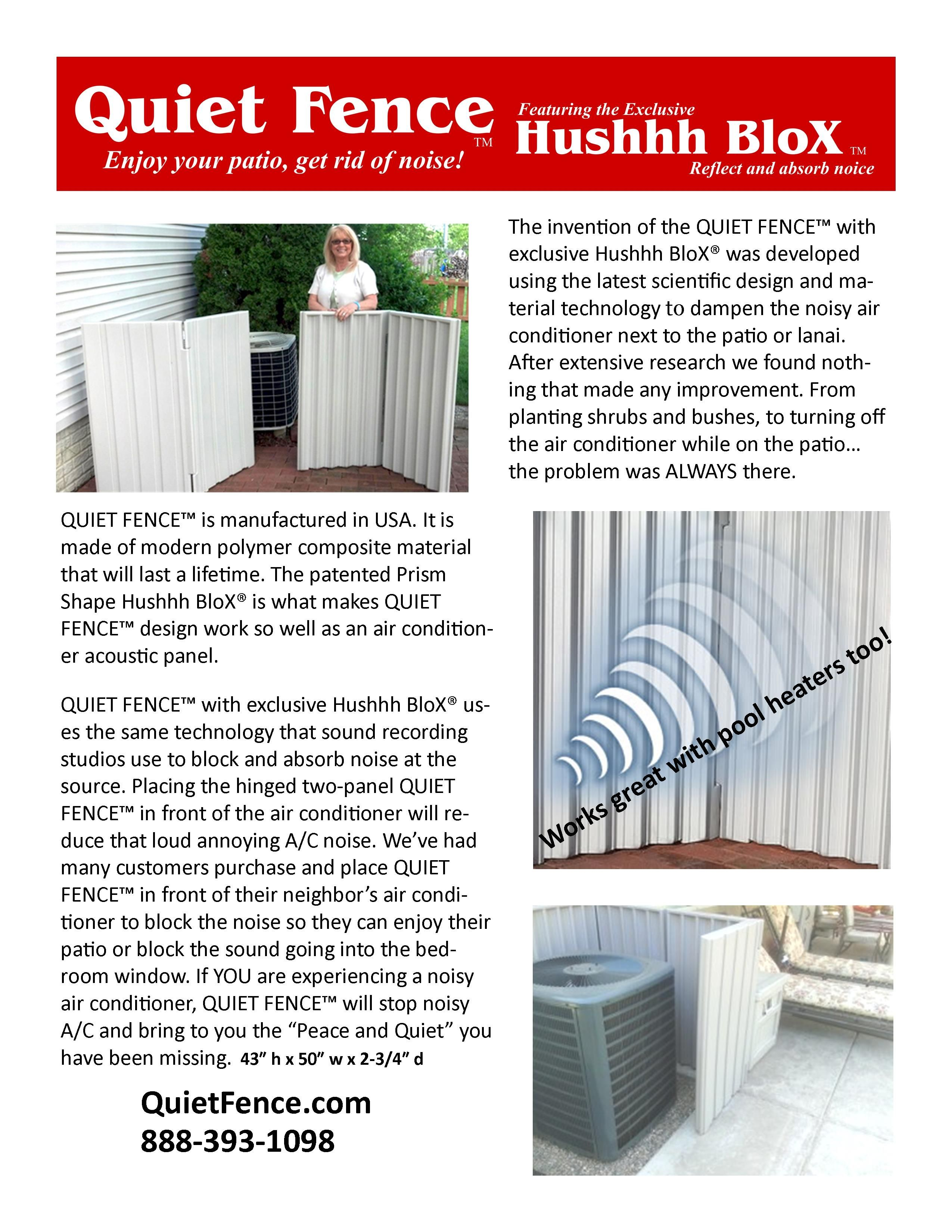 Pin by QUIET FENCE LLC on AIR CONDITIONER NOISE SCREEN