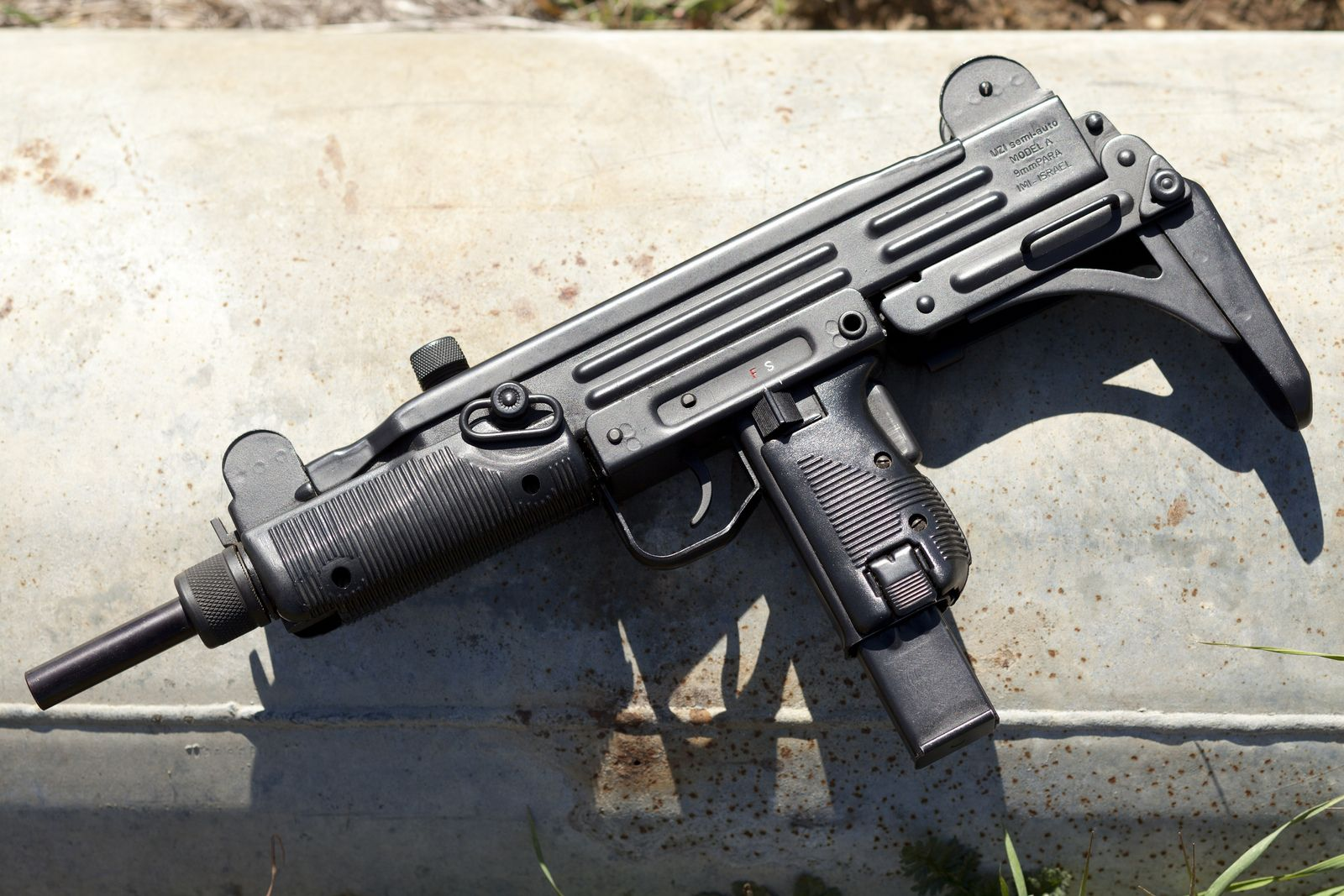 For sale trade imi uzi carbine made in israel 9mm - Imi Uzi 9mmloading That Magazine Is A Pain Get Your Magazine Speedloader Today Http