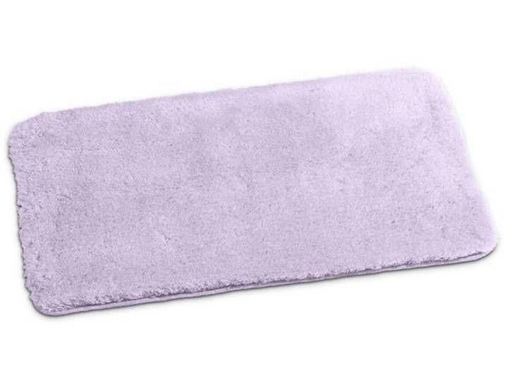Kleine Wolke Badteppich Relax 60 X 100 Cm Flieder Polyacryl In