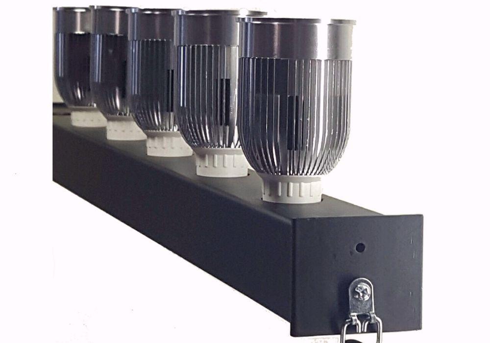 "**SALE** 26"" 54W Cree CXA COB LED vertical grow light with"