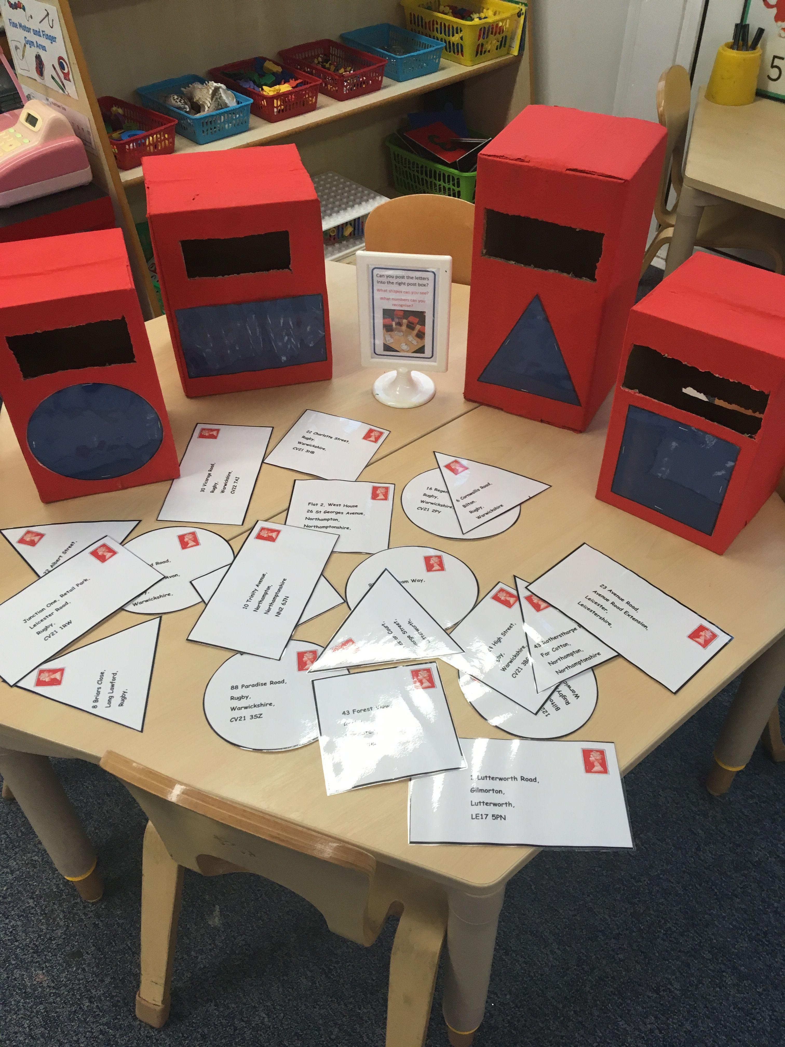 Lesson Plans Allinone Envelopes Lesson Plan