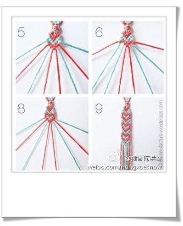 Est ce que vous vous souvenez de cette mode des bracelets brésiliens ? Une  épingle à nourrice, des ciseaux, quelques fils de couleurs, et c\u0027était  partie