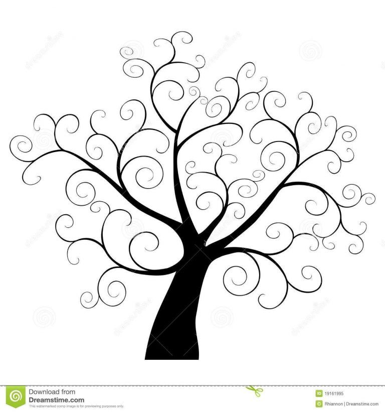 Photo Coloriage Arbre.Coloriage Arbres A Imprimer Dessin Pinterest Coloriage Arbre