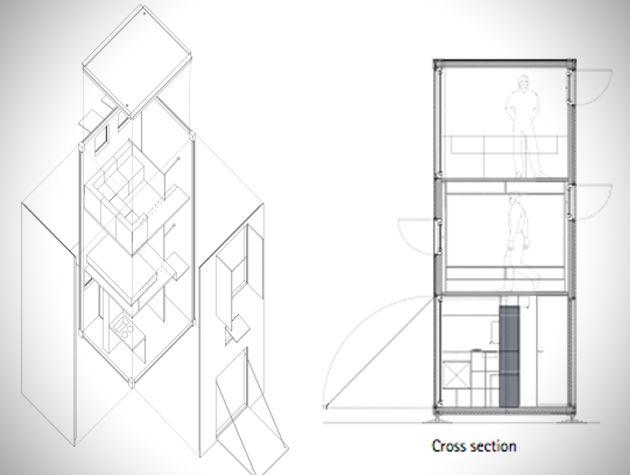 Schita Proiect Casa Modulara Floor Plans Architect How To Plan