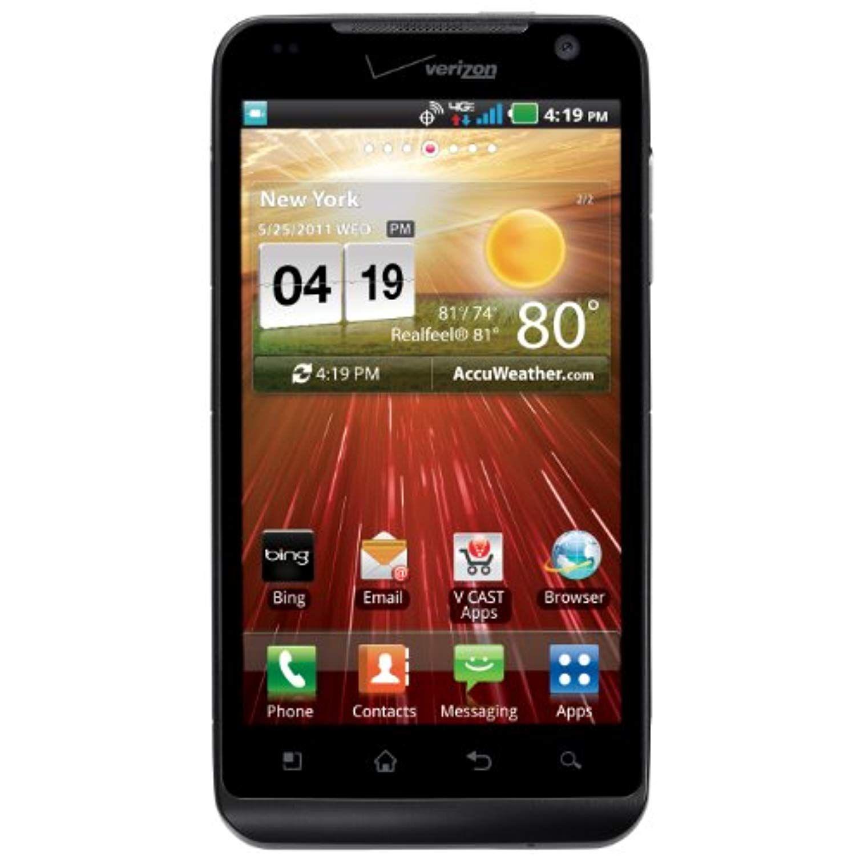 LG Revolution 4G Android Phone (Verizon Wireless) ** Find