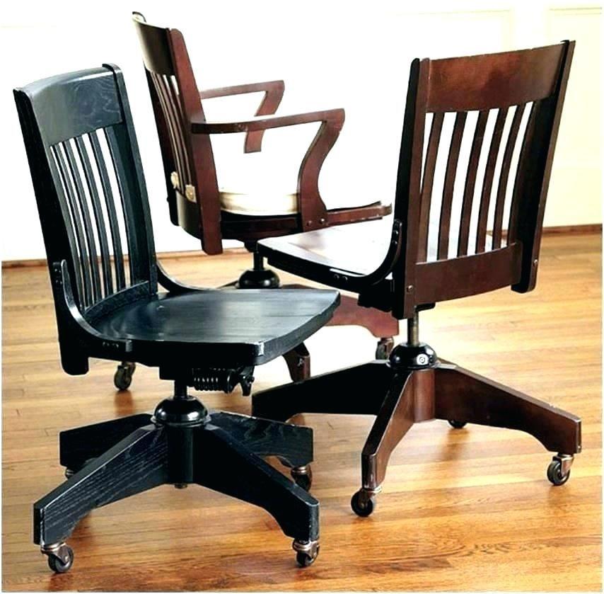 Antique office chair parts antique wooden swivel desk