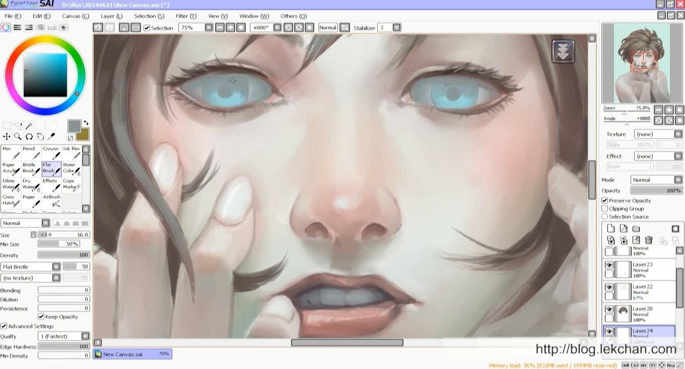 Anonymous 33 painting process with sai photoshop speedpaint anonymous 33 painting process with sai photoshop digital painting tutorialsdigital baditri Image collections