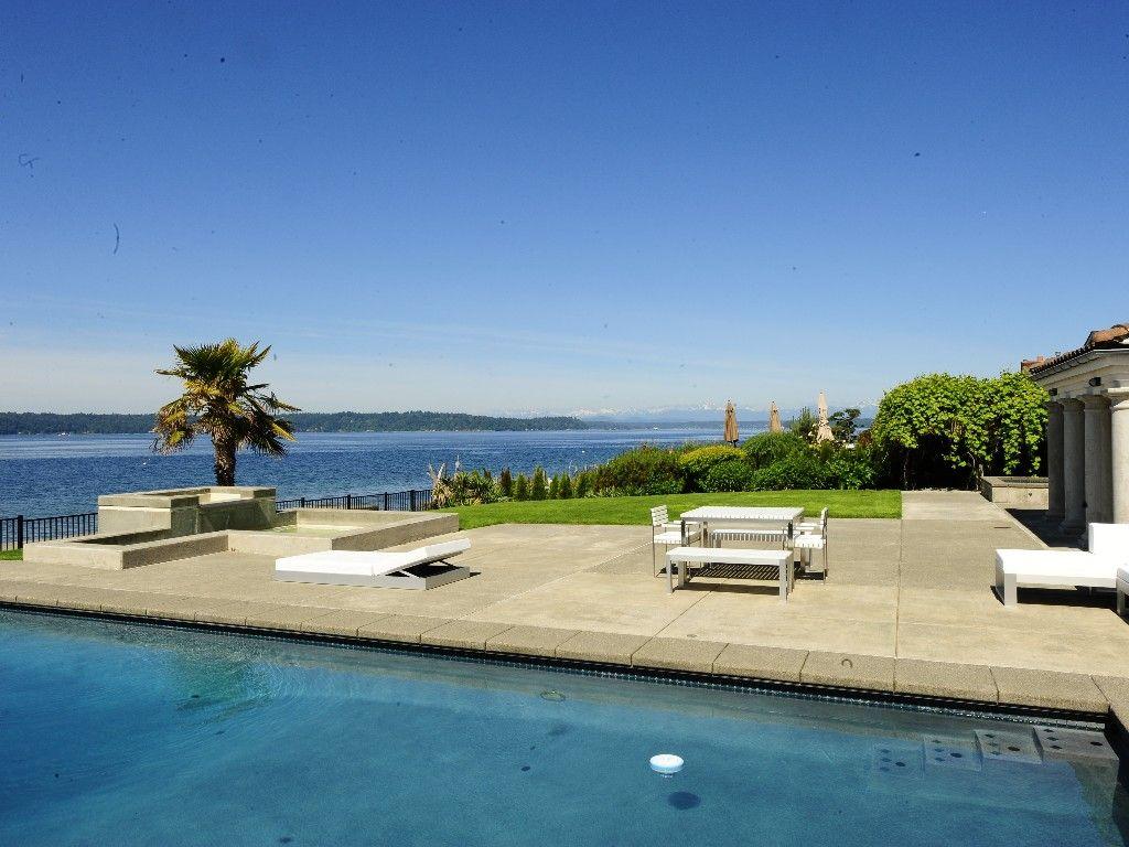 seattle waterfront beach villa seattle seattle travel pinterest