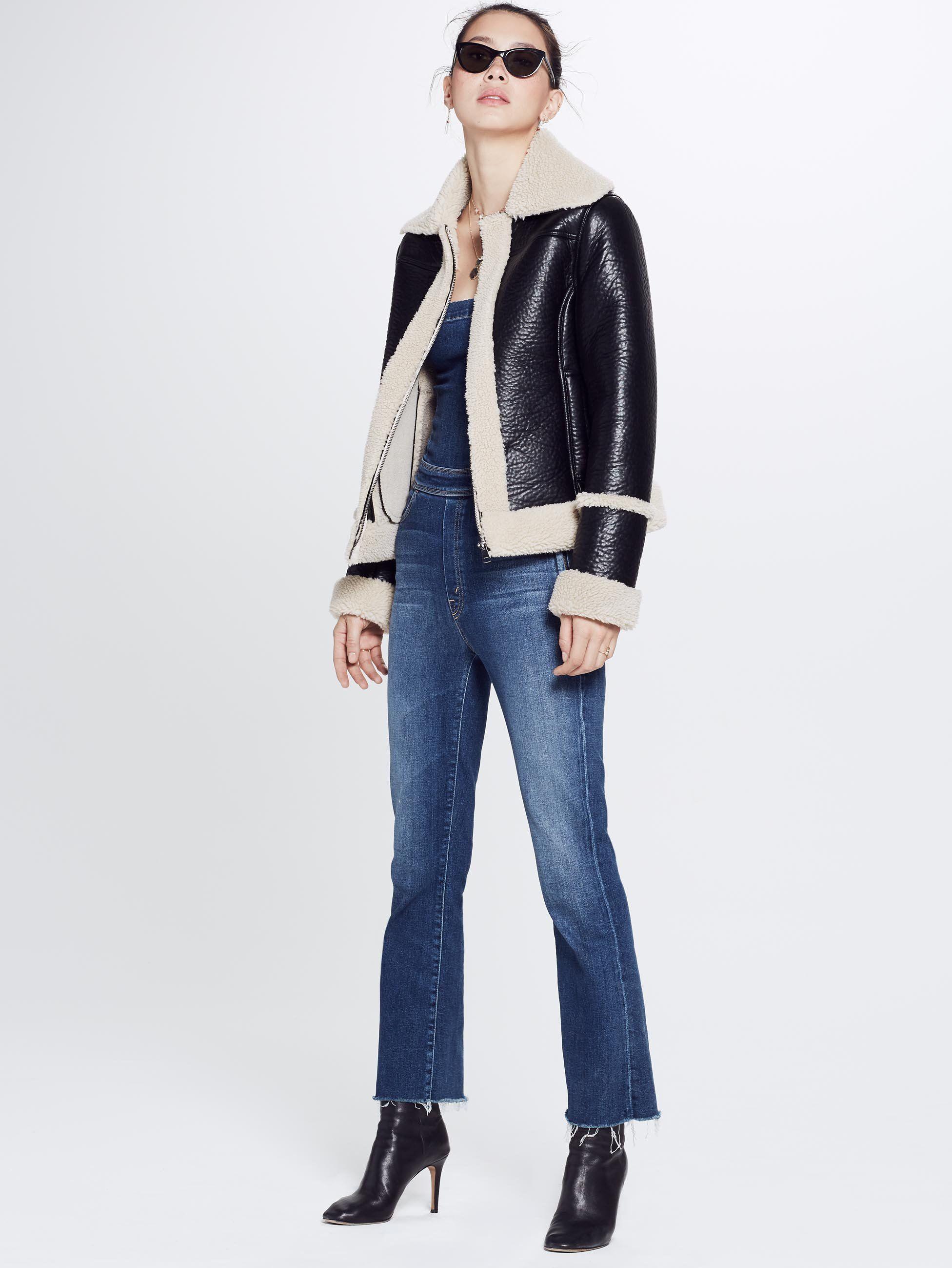 Tees Faux Fur Jacket Fur Jacket Jackets