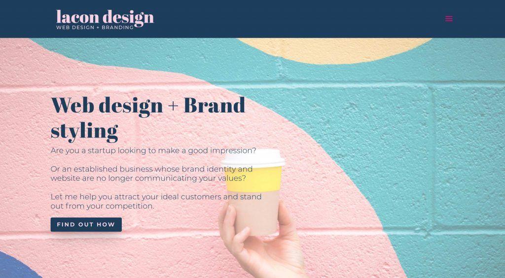Pin By Lacon Design On Http Www Lacondesign Co Uk Web Design Branding Design Fashion Branding
