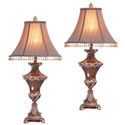Superieur Tuscany Beaded Shade Table Lamps (Set Of 2) Tuscan Style Decorating, Tuscan  Bedroom