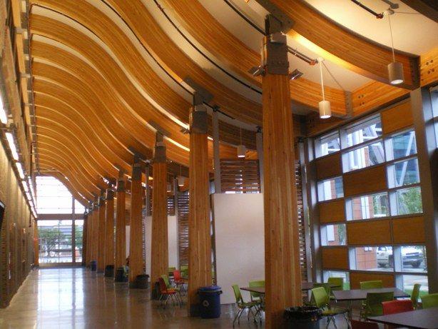 Lvl Beams Existing Architecture Buscar Con Google