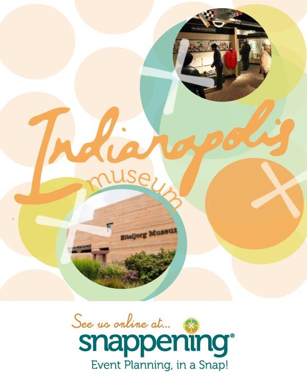 Learn something new by hosting your wedding or special event at an Indianpolis museum